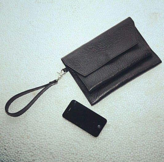 Clutch for men / Клатч для мужчин Leather / Натуральная кожа