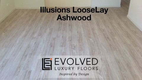Illusions colour Ashwood, by Evolved Luxury Floors Gallery   ELF