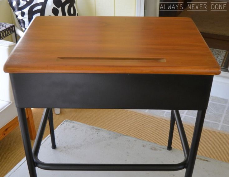 School-Desk-Refurbished-Always-Never-Done 13