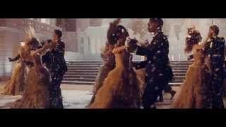 """burberry - YouTube AW14 Festive Film """"From London with Love"""""""
