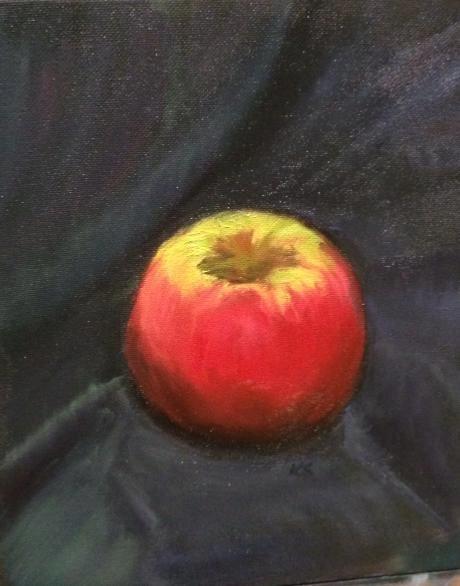 Apple by Kara Soccio