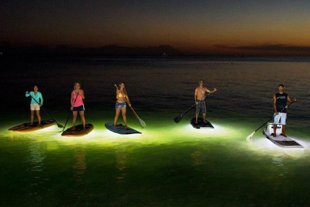 Illuminate The Dark Waters with LED Kayak Lights