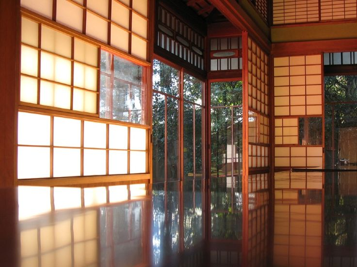 Average Tatami Room Traditional Japanese House