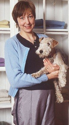 Cath Kidston and Stanley♥ - I just know we will be the best of friends , if we ever get the chance to meet !! I shall be there soon, I tell you!!!