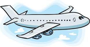 Znalezione obrazy dla zapytania ticket na samolot clipart