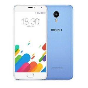 Meizu Metal Blue Charm Metal, 4G LTE, MTK Helio X10 5.5″ 1920X1080P, 2GB RAM, 16GB ROM, 13MP Camera, Fingerprint.
