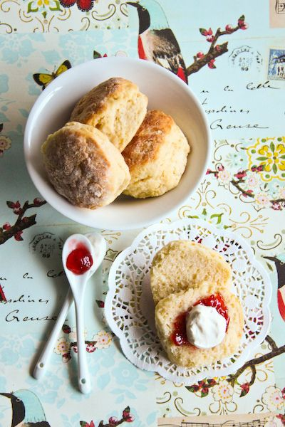 CWA Scones by raspberri cupcakes, via Flickr