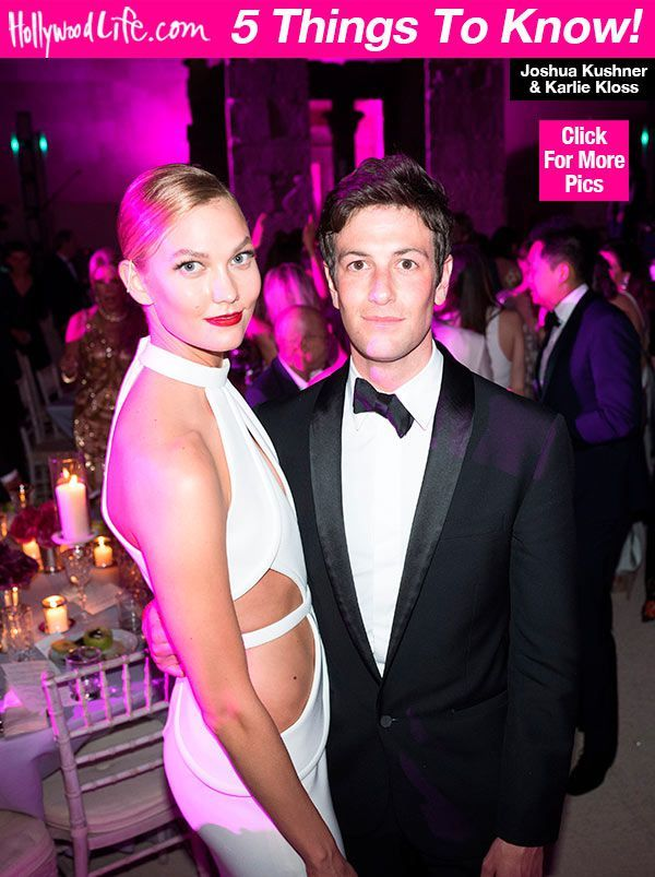 Joshua Kushner: 5 Things To Know About Karlie Kloss' Longtime Boyfriend