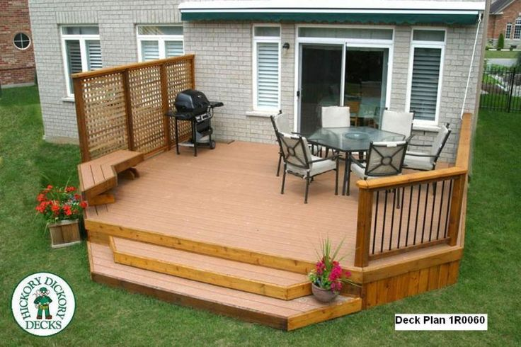 deck, privacy screen - Google Search