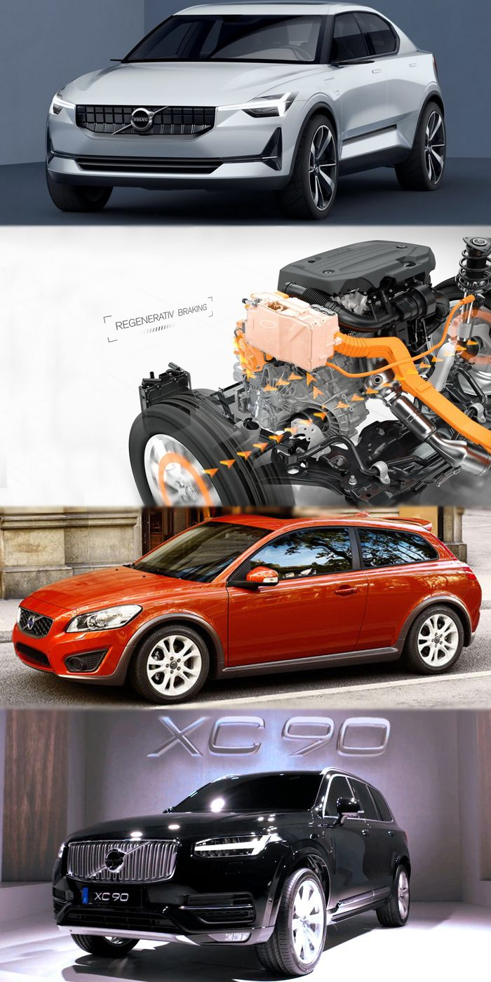 Volvo to Shrink Its 40 Series to Develop Premium City Cars More details at: http://www.replacementengines.co.uk/car-mk.asp?part=all-volvo-engine