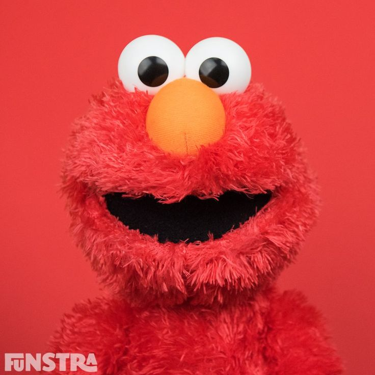 Elmo and more Sesame Street toys available at Funstra