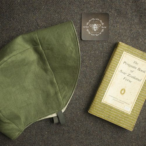 Autumn/Winter Collection  Pine and Linen www.weebeebonnets.com