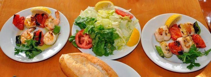 Kofta and balik — something tasty for everybody