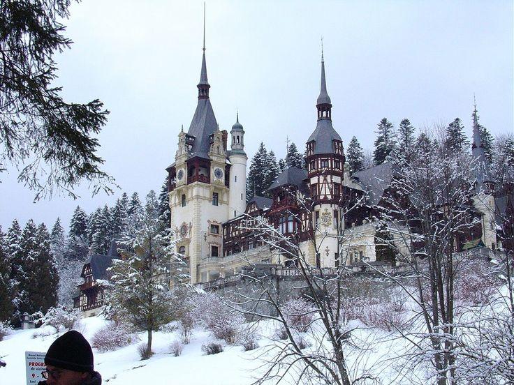 Castelul Peles, Romania