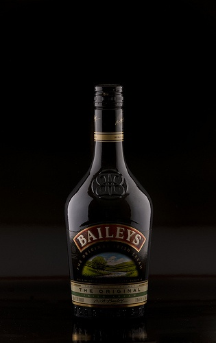 Baileys Irish Cream, plain and flavored.  I love it plain, with a dash of pumpkin pie spice, or in cocoa or coffee.