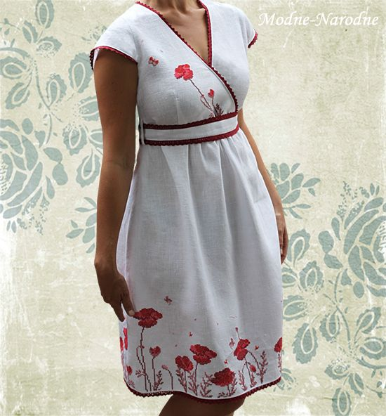 Vyshyvanka - Вишива́нка is the Ukrainian traditional clothing which contains elements of Ukrainian ethnic embroidery.