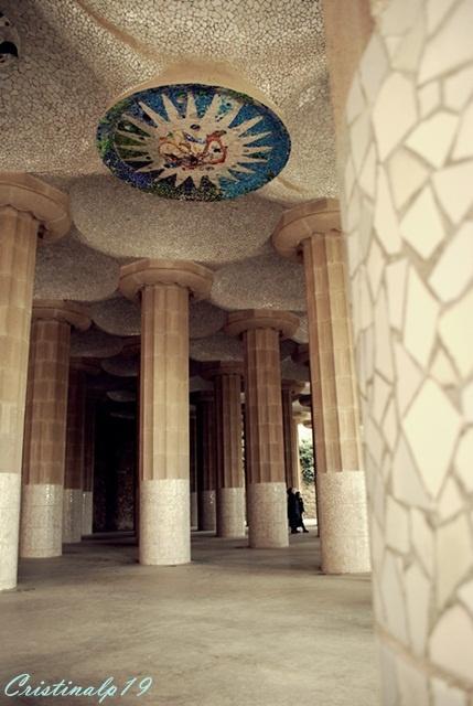 Park Güell #Barcelona #Spain #Espana #Gaudi
