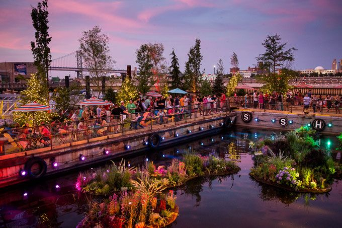 Spruce Street Harbor Park is adding awesome food options this summer including fried chicken & donuts, classic burgers, a floating restaurant and more...