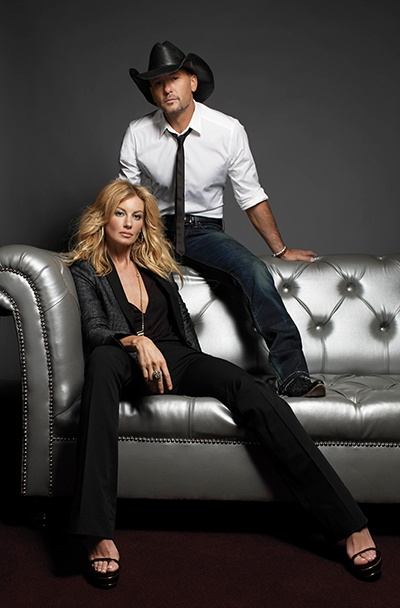 Collectively, Tim McGraw and Faith Hill have sold 70 million albums and won eight Grammy Awards. Starting in December 2012, country music's most famous couple will bring its Soul2Soul act to The Venetian Las Vegas for a limited engagement through April 2013.