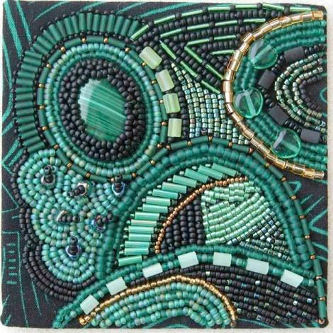 Bead embroidery « jann's blog