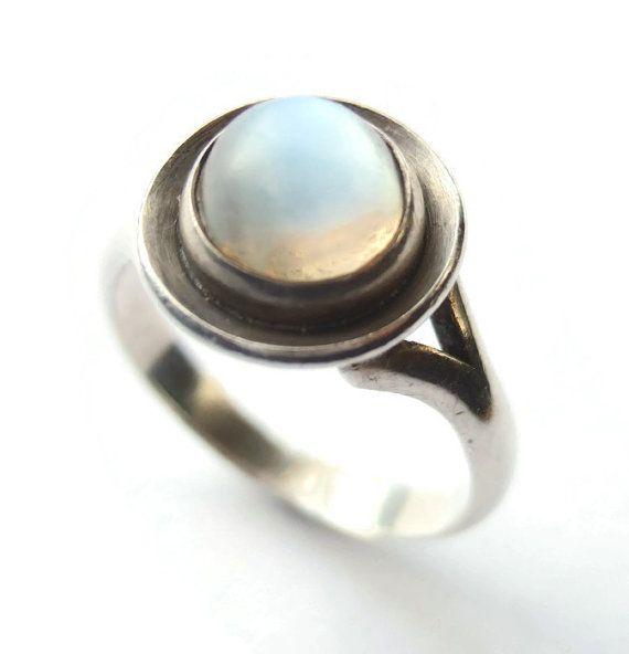 Vintage Moonstone Rings Uk