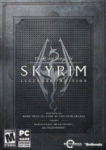 $14.99 - The Elder Scrolls V: Skyrim Legendary Edition (PC) - 6/12/15