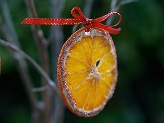 More nature-made ornaments to inspire