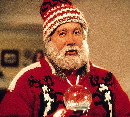"Tim Allen, The Santa Claus  "" Nice sweater Niel"""