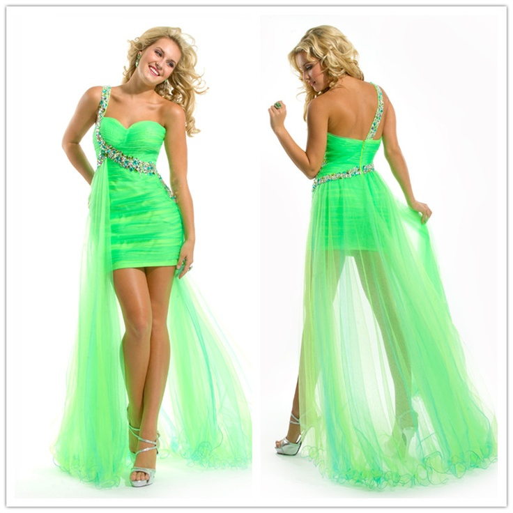 65 best Prom Dresses Short In Front Long In Back images on ...