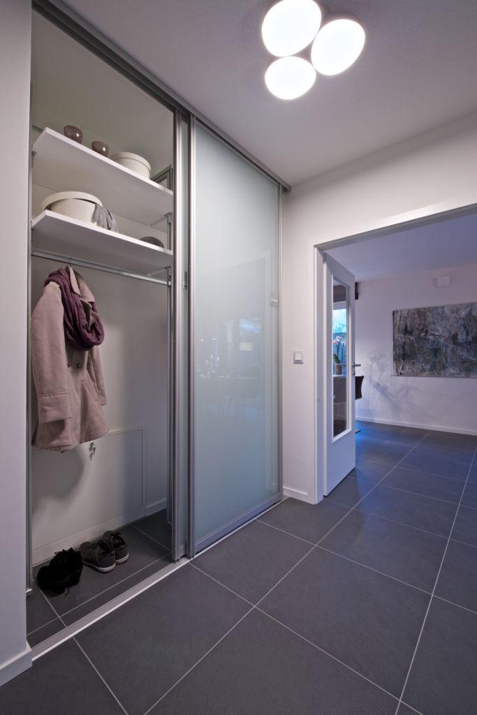 #Viebrockhaus #Jubiläumshaus V1 #Einbauschrank Eingangsbereich