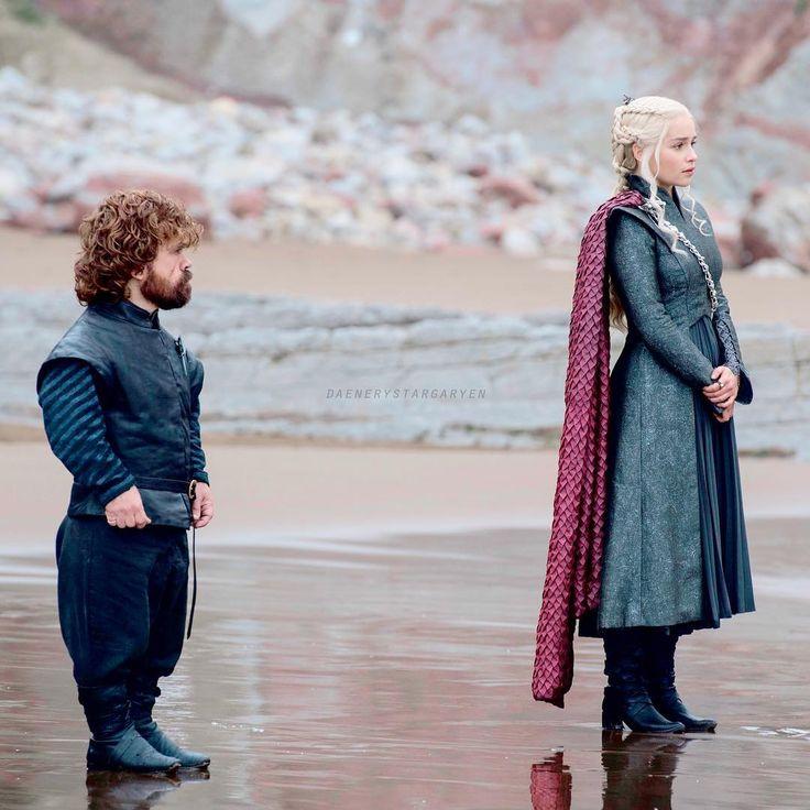 "13.2k Likes, 404 Comments - Emilia Clarke  ♡ (@daenerystargaryen) on Instagram: ""#Dragonstone who is your favorite character APART from Dany, Jon or Tyrion? Mine's Jorah The Andal…"""
