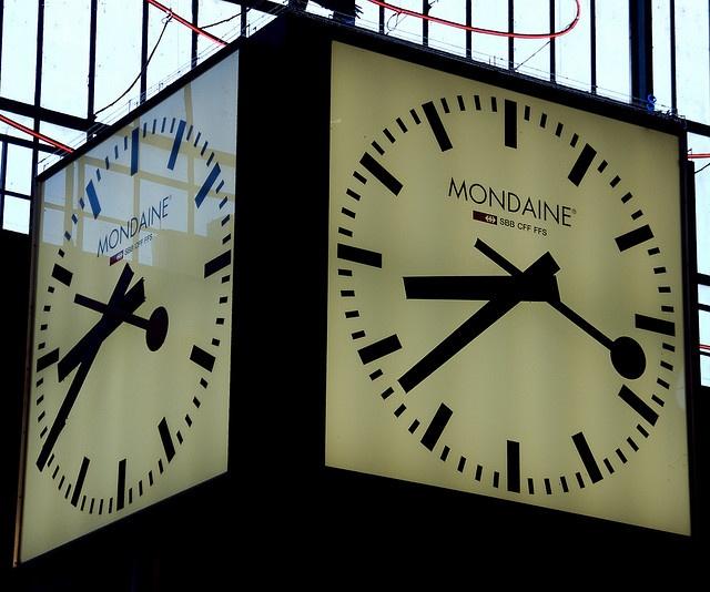 1000 ideas about swiss railway clock on pinterest swiss railways swiss rail and swiss clock - Mondaine travel clock ...