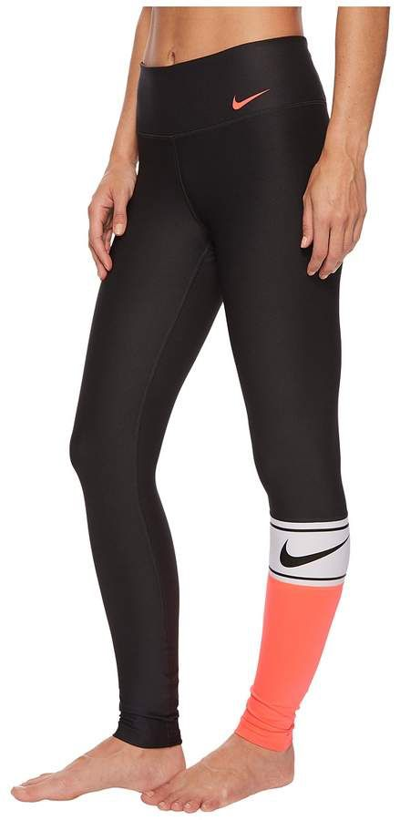 3a855b7e4fe84 Nike - Power Color Block Training Tight Women's Workout #ad ...