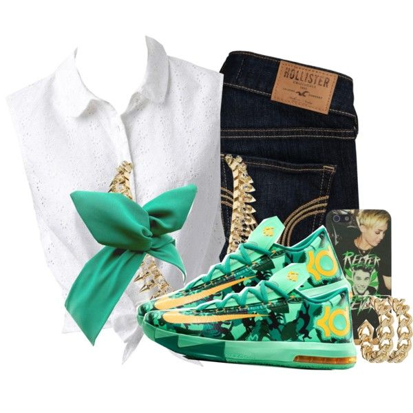 My outfit yesterdayy (easter kd's!) - Polyvore