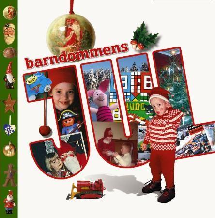 """""""Barndommens jul"""" av Anne Amalie Thowsen"""