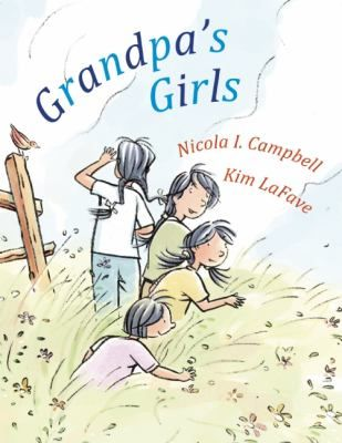 A little girl visits her grandfather's ranch with her sisters, where they play among the buildings, torment the neighbor's pig and sneak in to look at their grandfather's war mementos. K-3.