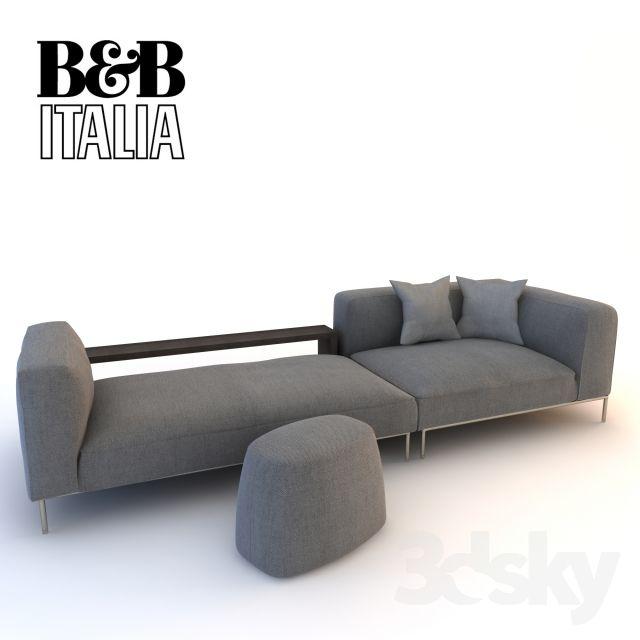 B & B Italia / Sofa
