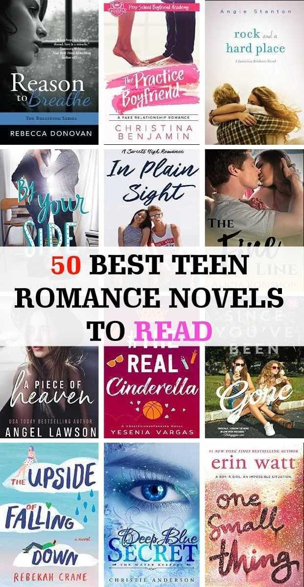 Teen Romance Books For Girls