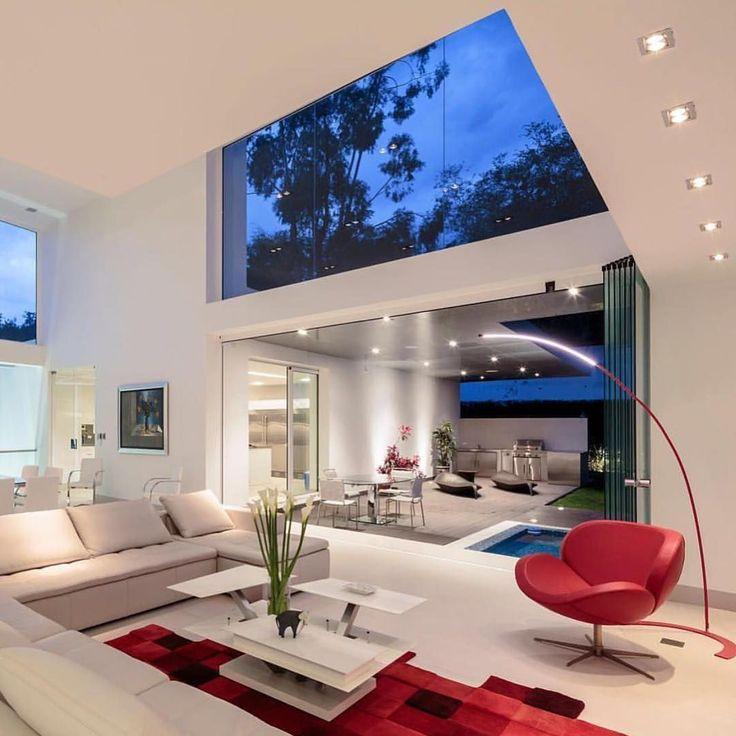 142 besten Wohnzimmer Bilder auf Pinterest Wohnzimmer, Beautiful - beamer im wohnzimmer entfernung