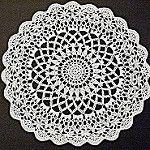 Novos Padrões Grátis de Crochet Doily