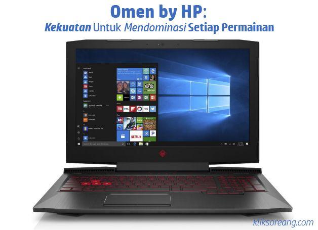 Omen by HP: Kekuatan Untuk Mendominasi Setiap Permainan  http://ift.tt/2wesgqp