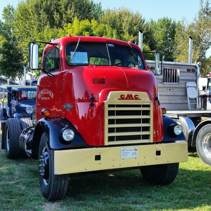 431 best gmc bigtrucks images on pinterest semi trucks vintage trucks and biggest truck. Black Bedroom Furniture Sets. Home Design Ideas