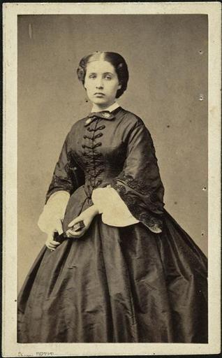 Marguerite De Gas, 1862