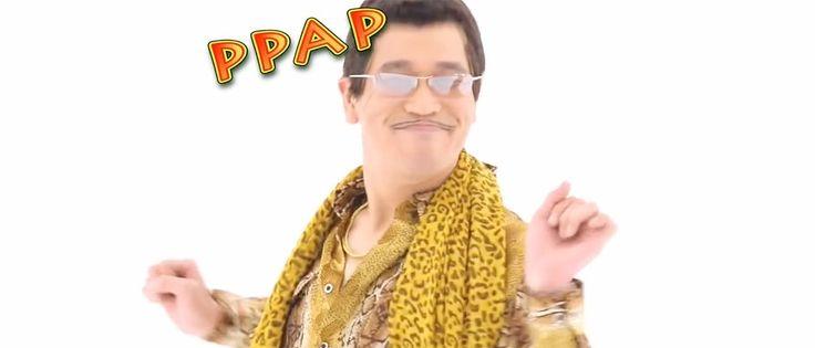 """Il successo del video musicale """"PPAP Pen Pineapple Apple Pen"""" su YouTube sembra stare nella sua semplicità e nella sua peculiare coreografia. In questo mom"""