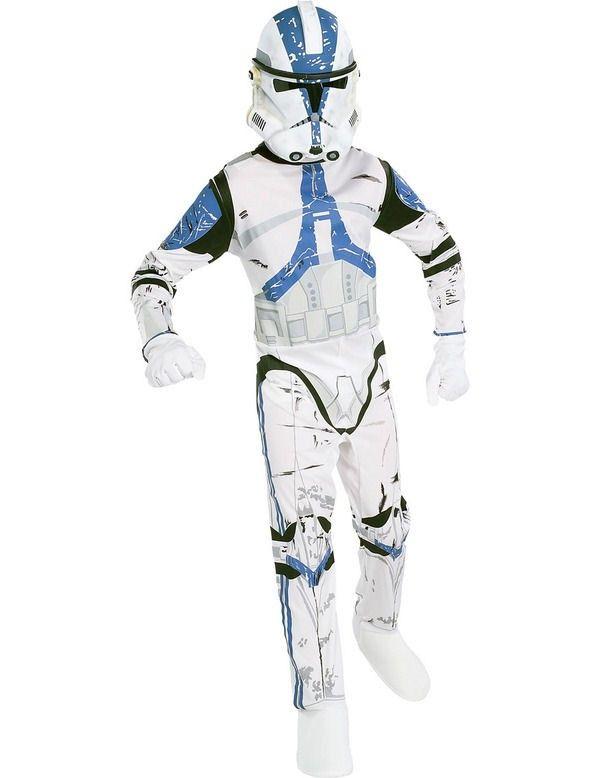 Clone Trooper Jongen Kostuum ==> Feestkleding 365!