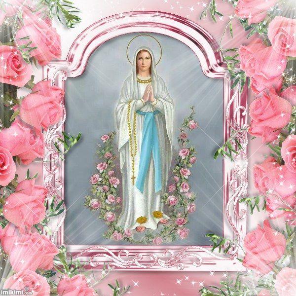 Maria rosa del Paradiso