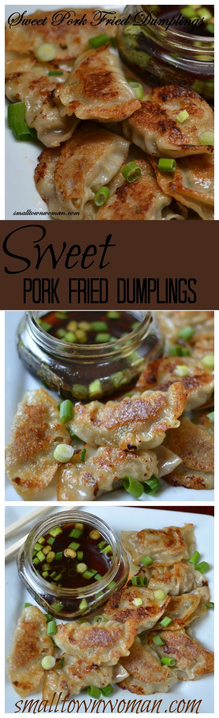 These are so scrumptious!  I have made them both ways, steamed & fried and they are equally delicious both ways! #gamedayfood