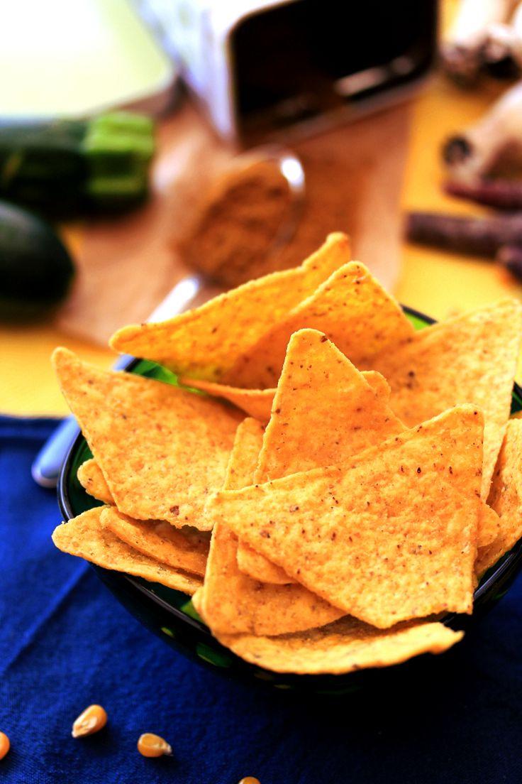 Tortilla chips con #tajine di carote viola, zucchine e champignon, quando il #Messico incontra il #Marocco! Esplosione di gusto  / #Tortilla chips with violet carrot, zucchini and mushrooms tajine, when #Mexico meets #morocco! Taste explosion  #vegan #glutenfree #fusion #easy