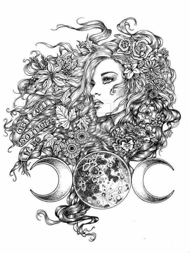 Pin by Queen Bee on Pretty Things / Art in 2019 | Goddess ...