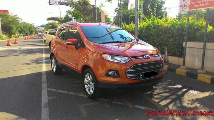 Ford Ecosport Titanium AT Orange 2014FocusMotorID | Mangga Dua Square | FocusMotorID | Mangga Dua Square